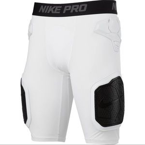 Nike Men's Pro Hyperstrong Football Shorts Large